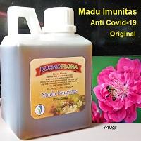 Tersedia Madu Imunitas 740gr Kuning Manis Kurma Flora Harga Rp. 100.000 kami menyarankan madu kurma flora