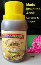 Beli Madu Imunitas Anak 180gr Kuning Manis Kurma Flora WA ke: 0852-1730-4428