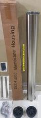 Beli Housing Membran RO 4040 Stainless  WA ke: 0852-1730-4428