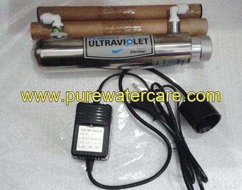 Ultraviolet Wonderlight Cap 1 Gpm